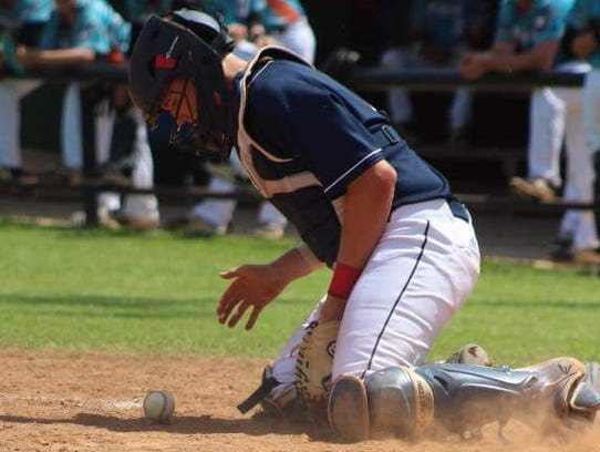 Lakeside catcher Jake Gray was named to the 2017 LSWA