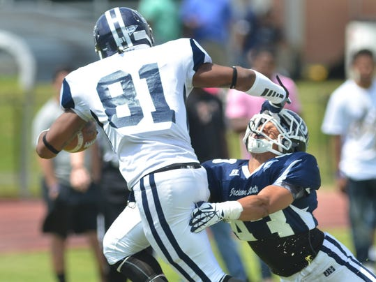 Timmy Chang Jackson State