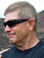 Darrell Willis, former chief of wildland fires for