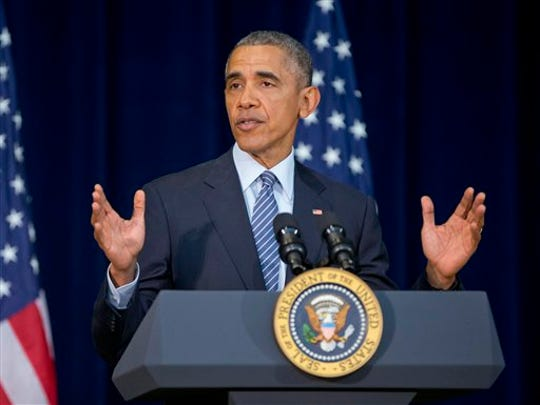 President Barack Obama said he will announce his Supreme Court nominee on Wednesday, March 16, 2016.