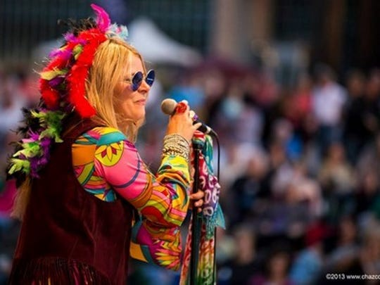 Hunterdon-raised CC Coletti will be one of the headliners of Let It All Hang Out Fest, a 50th anniversary celebration of Woodstock that will include her tribute to Janis Joplin. The festival will take place Aug. 23 to 25 at Waterloo Village in Hackettstown also with Constantine, Splintered Sunlight, Waiting on Mongo, Kiss the Sky, Back to the Garden and much more.