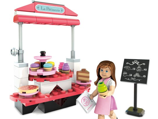 Toys R Us Legos For Girls : American girl to offer lego like building sets