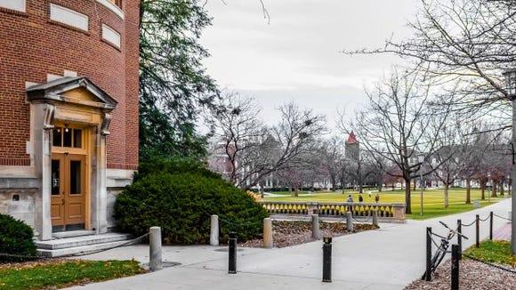 UIUC campus