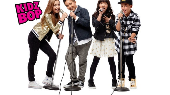 "Kidz Bop is bringing their ""Best Time Ever"" tour to Sioux Falls on Sunday."