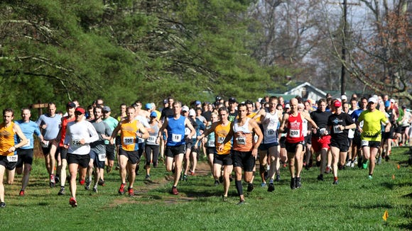 The Dupont Forest 12K Trail Race takes place Saturday at DuPont State Recreational Forest.