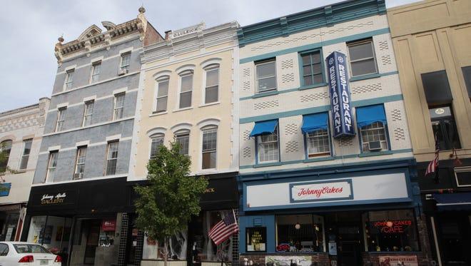 Main Street in Nyack seen in 2013 file photo.