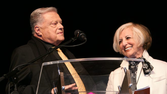 Co-Chairs Harold Matzner and Helene Galen funded the $75,000 cost for the evening