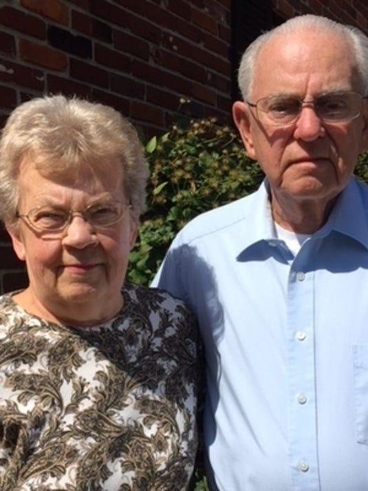 Anniversaries: Charles Long & Ruth Long