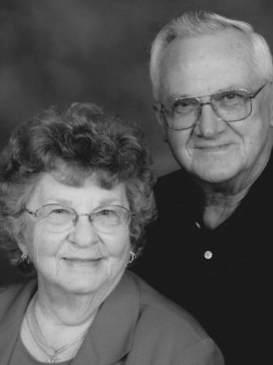 Anniversaries: Bill Ward & Lucille Ward