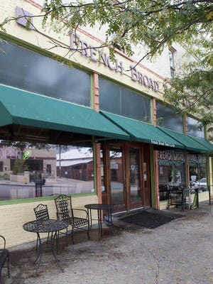 The French Broad Food Co-Op hopes to add housing, retail and office space at its property on Biltmore Avenue downtown.