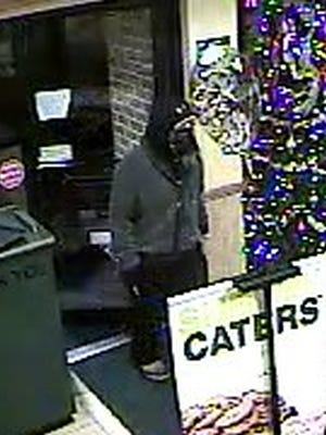 Police are asking the public for help in identifying this man, who allegedly robbed the Subway in Spring Grove.