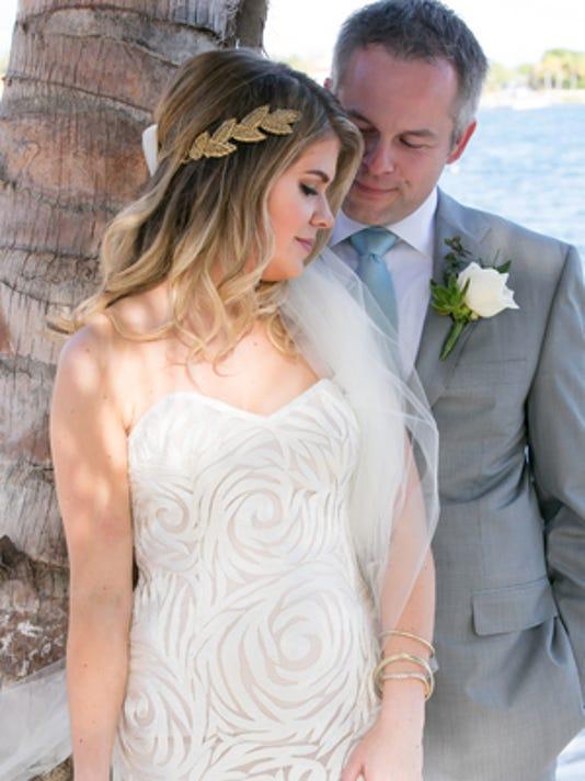 Weddings: Susan Neal Williams & Alex Dickerson