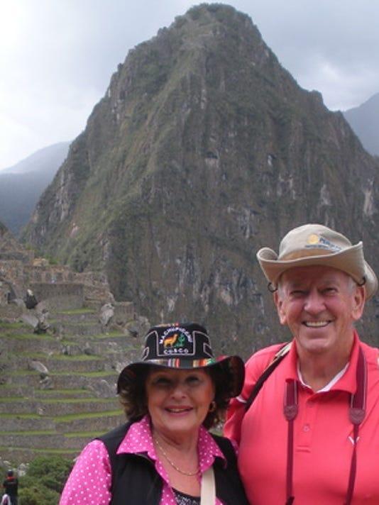 Anniversaries: Sherry Frey & Charles Frey