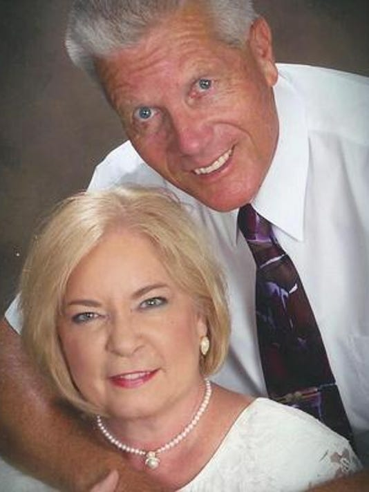 Anniversaries: Don Claxton & Mary Claxton