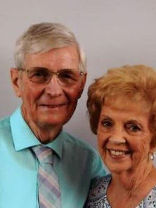 Anniversaries: Marion Johnson & Fran Johnson