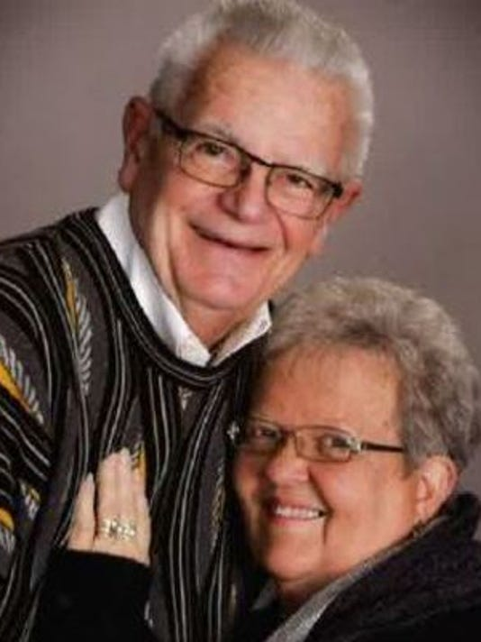 Anniversaries: robert Dexter & Carolyn Anderson