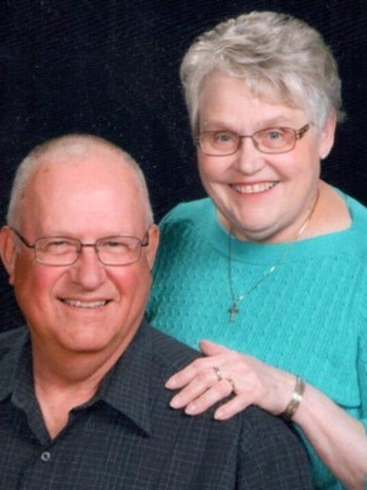 Anniversaries: Robert Rettig & Sharon Rettig