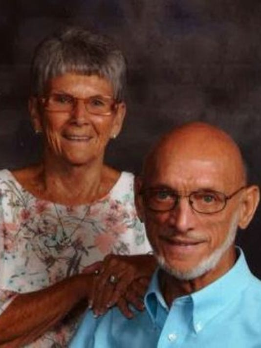 Anniversaries: Doris Jenkins & Larry Jenkins