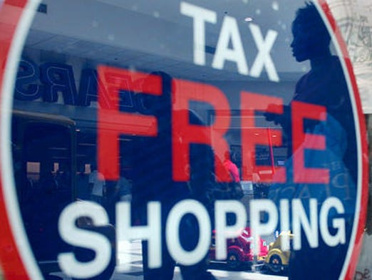 Sure, we all know that shirts, pants and shoes are tax free items. However, some out of the ordinary wear also made the list of tax exempt status. Check out what made the list.