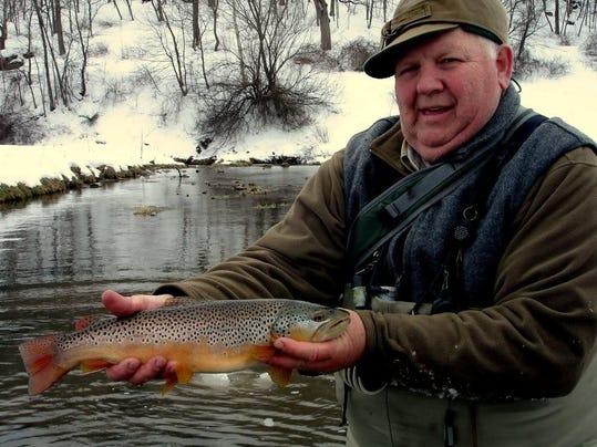 Tim Noll trout