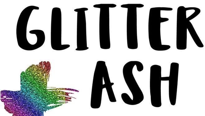 The Glitter Ash Wednesday logo.