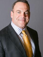 Dr. Spero Karas, the Atlanta Falcons head team physician