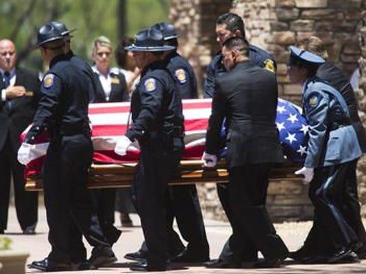 Jair Cabrera funeral