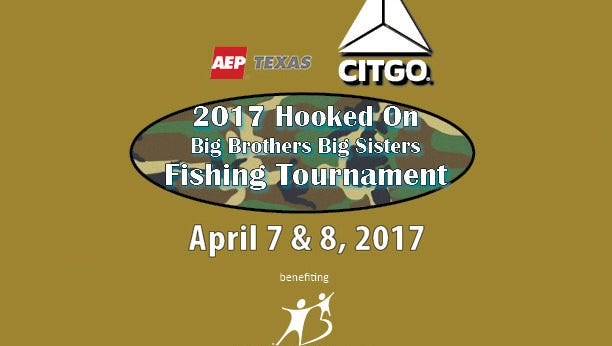 2017 Hooked on Big Brothers Big Sisters Fishing Tournament