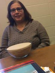 Kavita Bhatia works to help students overcome their