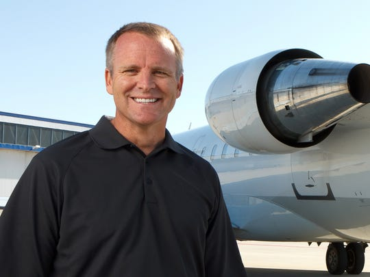 Chip Childs will start his new position as CEO of SkyWest