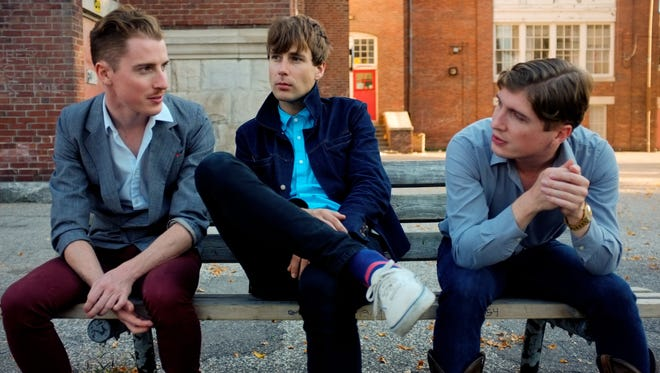 Canadian-born, Los Angeles-based indie rock act Islands perform at  Arden's Gild Hall Sunday night.