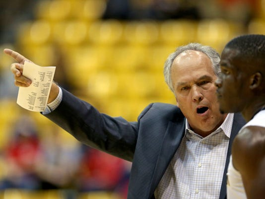 NCAA Basketball: Western Kentucky at Southern Mississippi