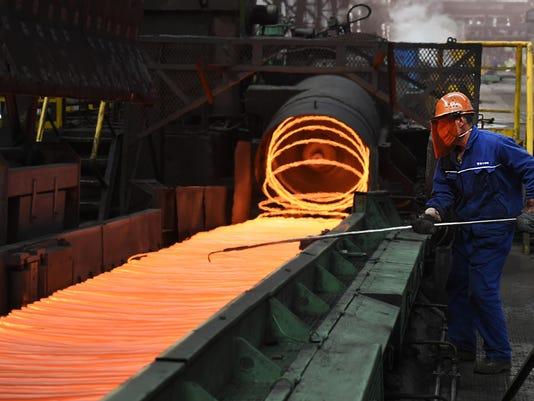 China Asia US Tariffs