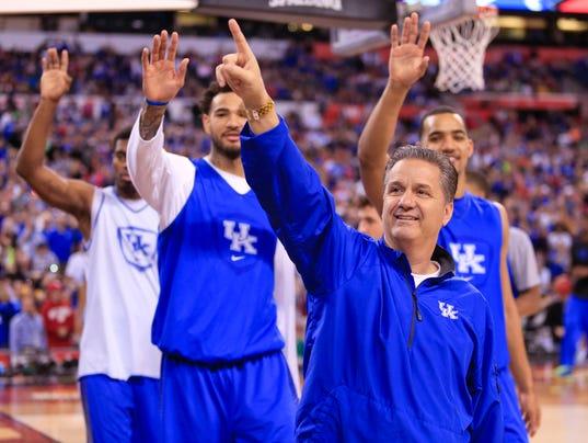 Kentucky Wildcats Basketball Full 2015 16 Schedule: Cats' SEC Schedule Released