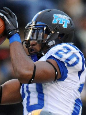 MTSU safety Kevin Byard looks to be the first player drafted since Jimmy Staten was in 2014.