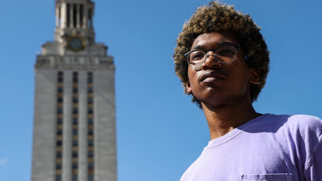 Recent UT graduate Adriant Bereal talks about his experience with racism while in college. He hopes the death of George Floyd and ensuing protests prompt the university to critically examine its support for Black students.
