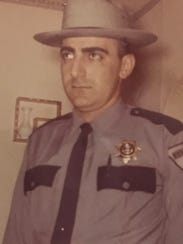 Gene Adballah in the 1960's.