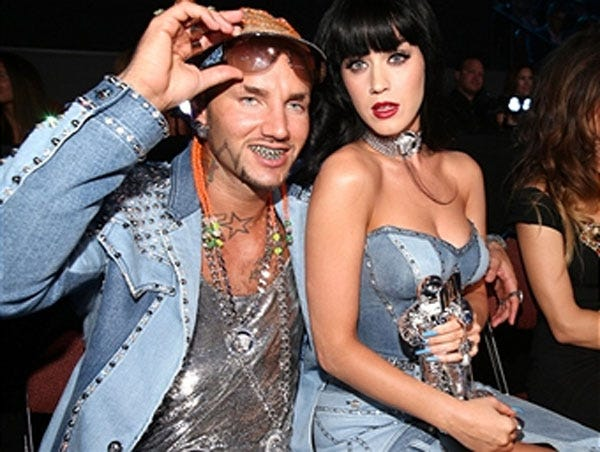 Is katy perry dating riffraff