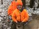 Logan Borneman, 12, of Kronenwetter, shot his first