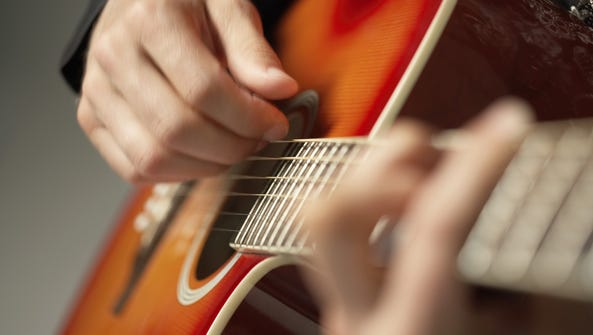 APSU's music department will hold a summer guitar camp