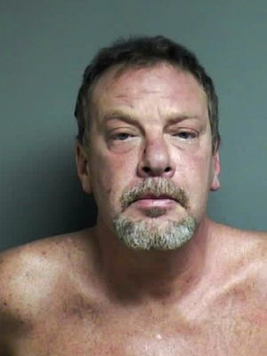 On Oct. 7, 2015, Brad Stephen Haynie, 48 beat up his 75-year-old mother at a home in Harrison Township.