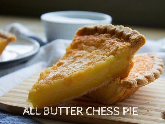 Chess pie.