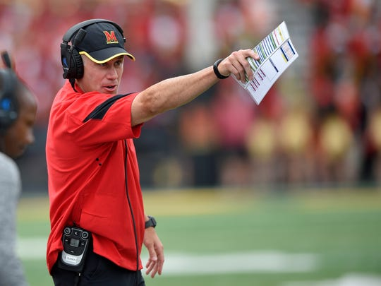 First-year head coach DJ Durkin has made a prominent impact already at Maryland. The Terrapins have cleaned up turnover issues and are not playing down to the competition, as they were prone to do.