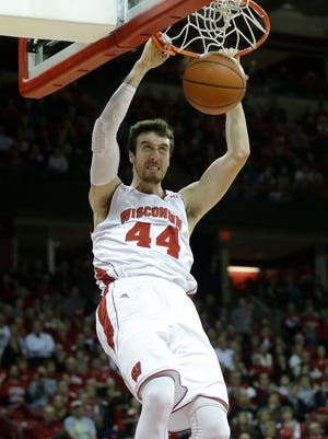 The Badgers are out for back-to-back trips to the Final Four.