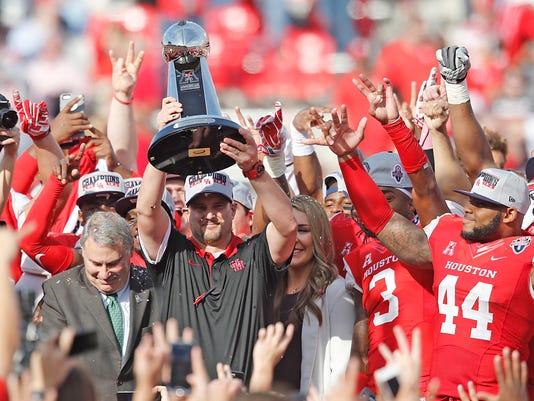 USP NCAA FOOTBALL: MID-AMERICAN CONFERENCE-TEMPLE S FBC USA TX