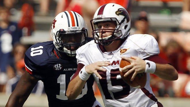 Auburn will host Louisiana-Monroe in 2016.
