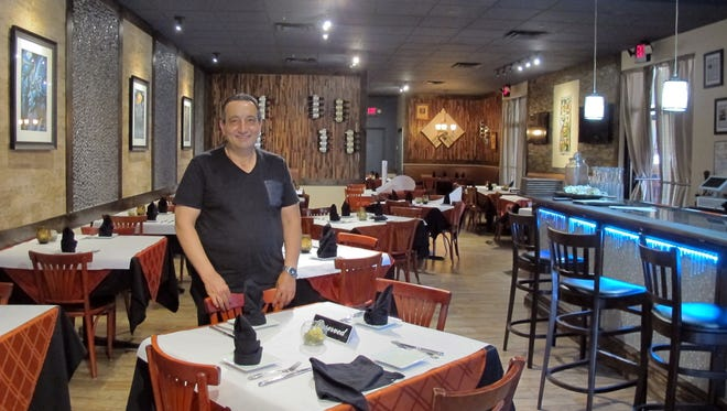 "Hassane ""Sam"" Charaf recently opened Phoenician Lebanese Bistro in the corner of Uptown Center on Immokalee Road in North Naples."