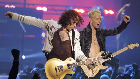 Def Leppard will perform at the Save Mart Center in