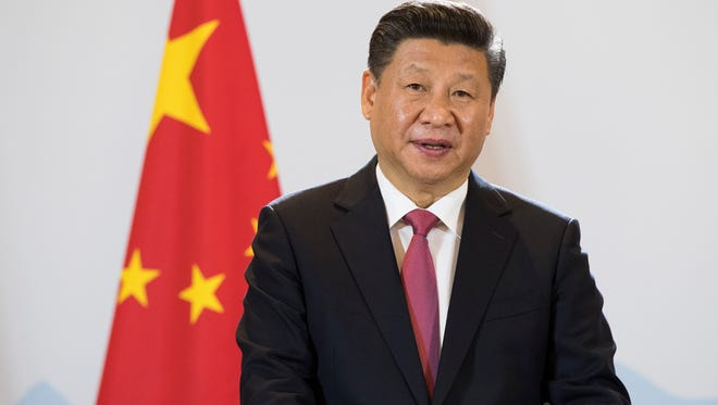 China's President Xi Jinping is scheduled to meet with President Trump in April.