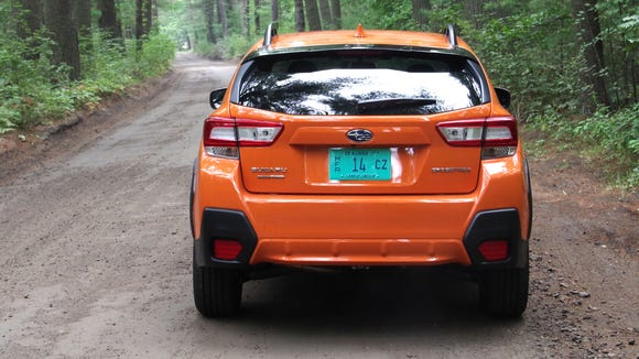 The 2018 Crosstrek might not look different—but it's all new.